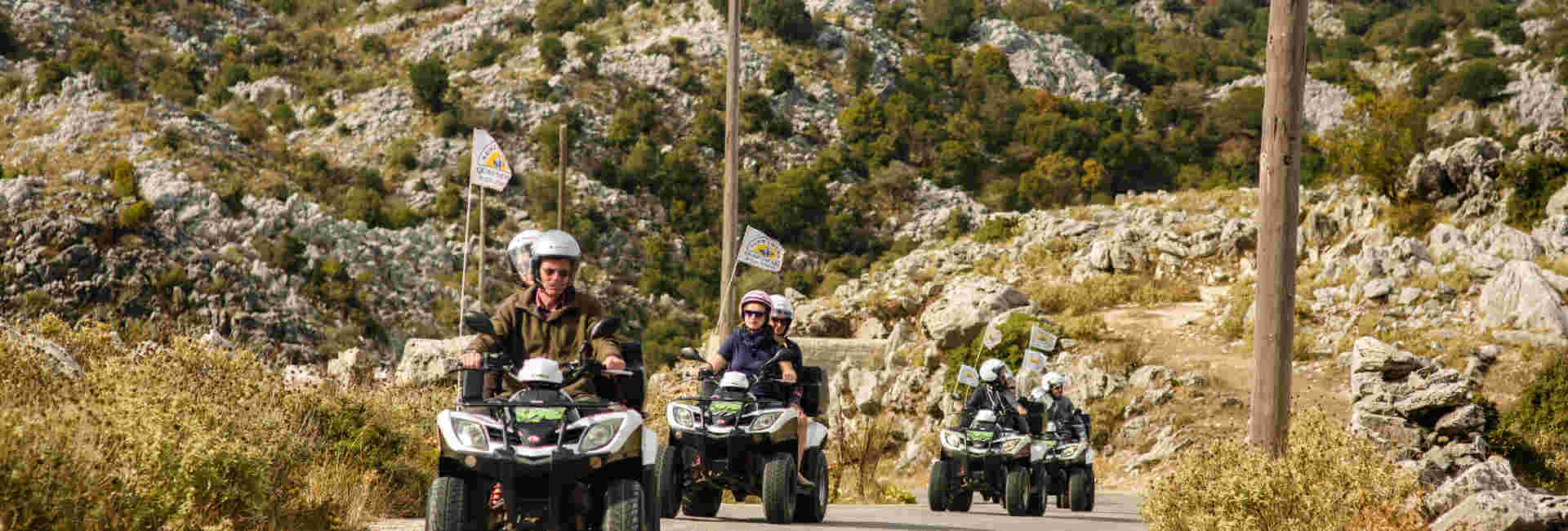 North Corfu Quad Safari by Corfu Sunriders