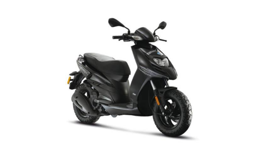 Corfu moped rentals - Piaggio Typhoon 50cc - Sunriders