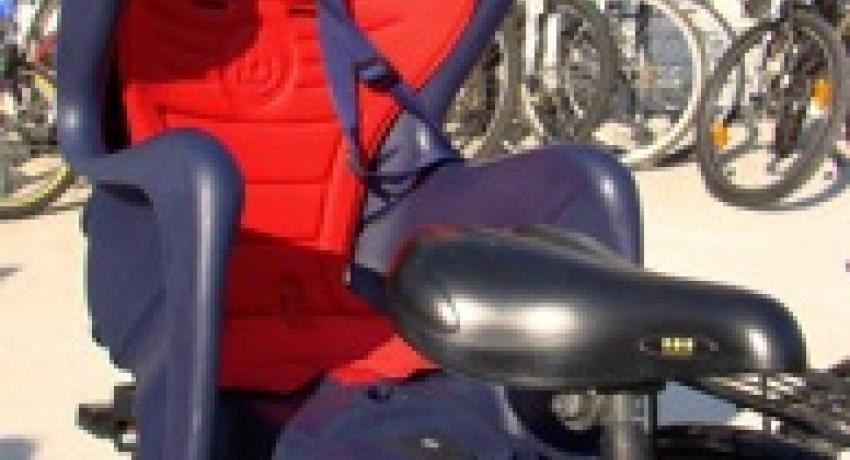 Rent Bikes With Baby Seat Mountain Bikes In Corfu Sunriders Rentals